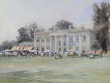 Hurlingham Club Giclee Print by Rose Maynard Barton