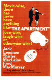 The Apartment, 1960 Affischer