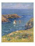 Ouessant, Jour de Calme, 1905 Giclee Print by Henry Moret