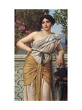 Reverie, 1912 Prints by John William Godward
