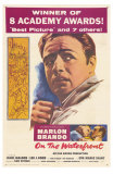 On the Waterfront, 1954 Print