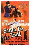 Santa Fe Trail, 1940 Photo