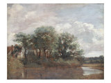 Willy Lott's House Prints by John Constable