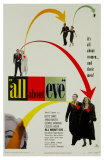 All About Eve, 1950 Poster