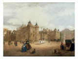 Holyrood, 1859 Giclee Print by George Washington Brownlow