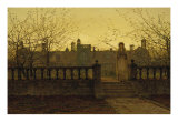 Ye Ladye Bountifulle, 1884 Giclee Print by John Atkins Grimshaw