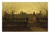 Ye Ladye Bountifulle, 1884 Giclee Print by John Atkinson Grimshaw