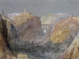 Luxembourg Giclee Print by William Turner