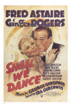 Shall We Dance, 1937 Pôsters