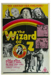 The Wizard of Oz, Australian Movie Poster, 1939 Prints