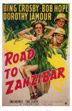 Road to Zanzibar, 1941 Photo