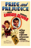 Pride and Prejudice, 1940 Poster