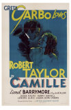 Camille, 1937 Poster