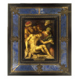 The Lamentation of Christ Giclee Print by Luca Cambiaso