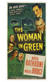 The Woman in Green, 1945 Prints