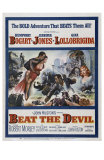 Beat the Devil, 1953 Posters