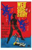 West Side Story, Italian Movie Poster, 1961 Posters