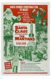 Santa Claus Conquers the Martians, 1964 Prints