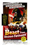 The Beast From 20,000 Fathoms, 1953 Prints