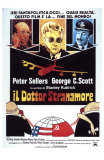 Dr. Strangelove, Italian Movie Poster, 1964 Photo