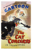 The Cat Concerto, 1947 Prints