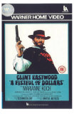 A Fistful of Dollars, 1964 Posters
