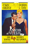 That Touch of Mink, Argentine Movie Poster, 1962 Photo