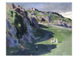 Sandeels Bay, Iona Prints by Francis Campbell Boileau Cadell
