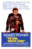 To Sir With Love, 1967 Poster