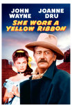 She Wore a Yellow Ribbon, 1949 Posters