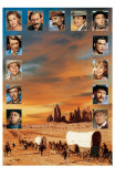 How the West Was Won, 1964 Posters
