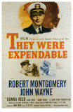 They Were Expendable, 1945 Print