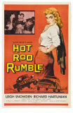 Hot Rod Rumble, 1957 Print