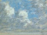 Etude de Ciel Giclee Print by Eugène Boudin