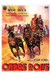 Stagecoach, Italian Movie Poster, 1939 Prints