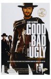 The Good, The Bad and The Ugly, 1966 Print