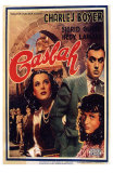 Algiers, Belgian Movie Poster, 1938 Posters