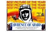 Lawrence of Arabia, 1963 Plakáty