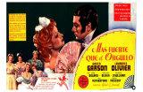 Pride and Prejudice, Spanish Movie Poster, 1940 Prints