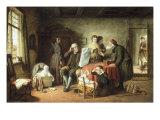 Try Dese Pair, 1864 Impression giclée par Frederick Daniel Hardy