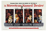 A Streetcar Named Desire, 1951 Posters