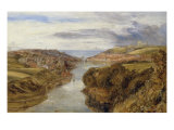 Whitby, 1889 Giclee Print by William Joseph Caeser Bond
