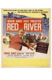 Red River, 1948 Posters