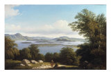 Loch Lomond Print by John Knox