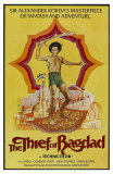 The Thief of Baghdad, 1924 Poster