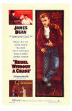 Rebel Without a Cause, 1955 Poster