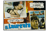 The Graduate, Italian Movie Poster, 1967 Posters