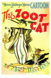 The Zoot Cat, 1944 Print