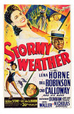 Stormy Weather, Swedish Movie Poster, 1943 Poster