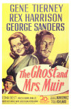 The Ghost and Mrs. Muir, 1947 Posters